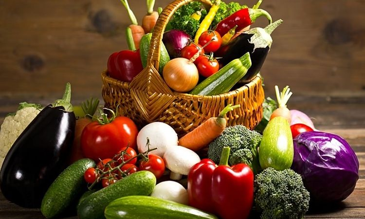 If you have a choice grow the vegetables in your garden organically that are the most contaminated vegetables in the markets