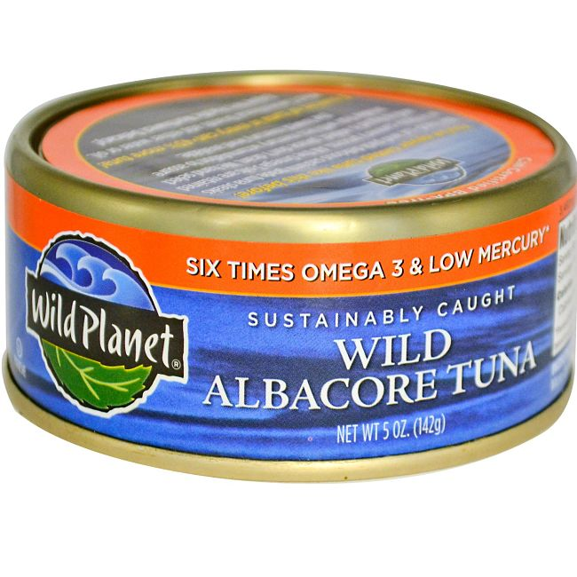 Read the can and ingredients list to ensure the canned fish is healthy