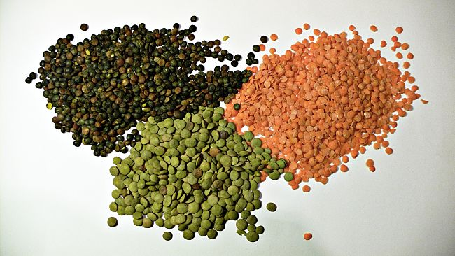 Lentils are the classic high fiber source to add to your diet. See comprehensive information and charts for fiber in foods