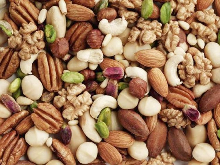 There are a huge range of nuts. See the tables in this article to help you decide which nut to choose for various purposes