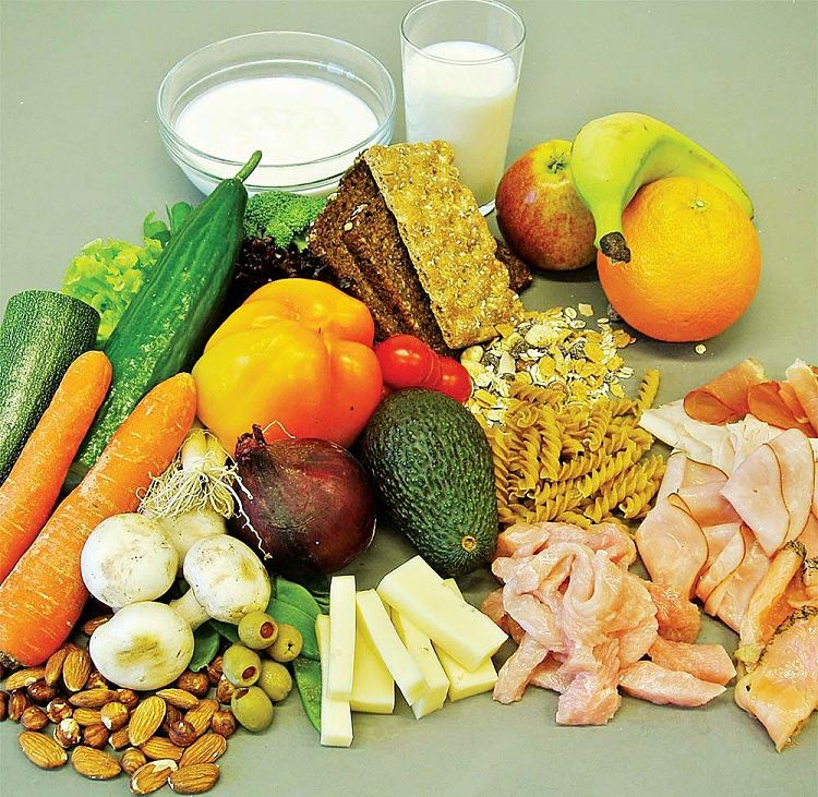 Food with low GI. Learn more about how to choose the best foods using GI in this article