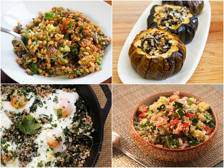 Ways to use teff, fonio and other superfood grains in cooking - see recipes in this article
