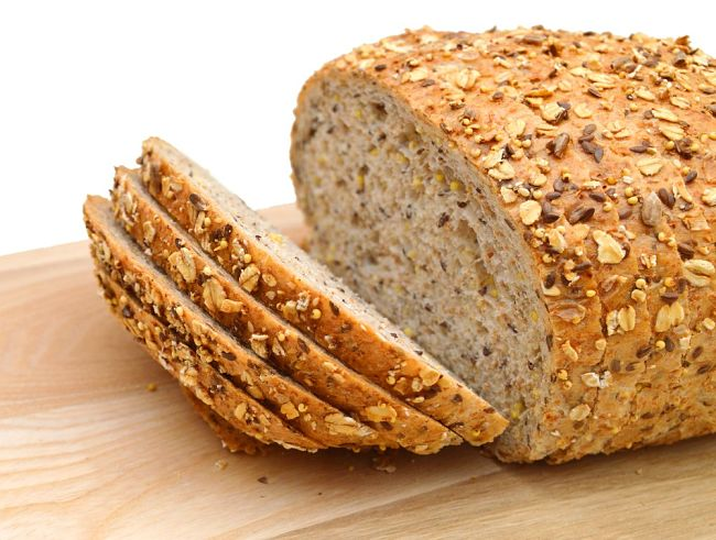 Multi-Grain Bread with Sesame, Flax and Poppy Seeds