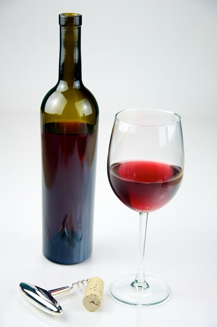 Why does that Glass of Red Wine taste so Nice and different to others in nearby reguions?