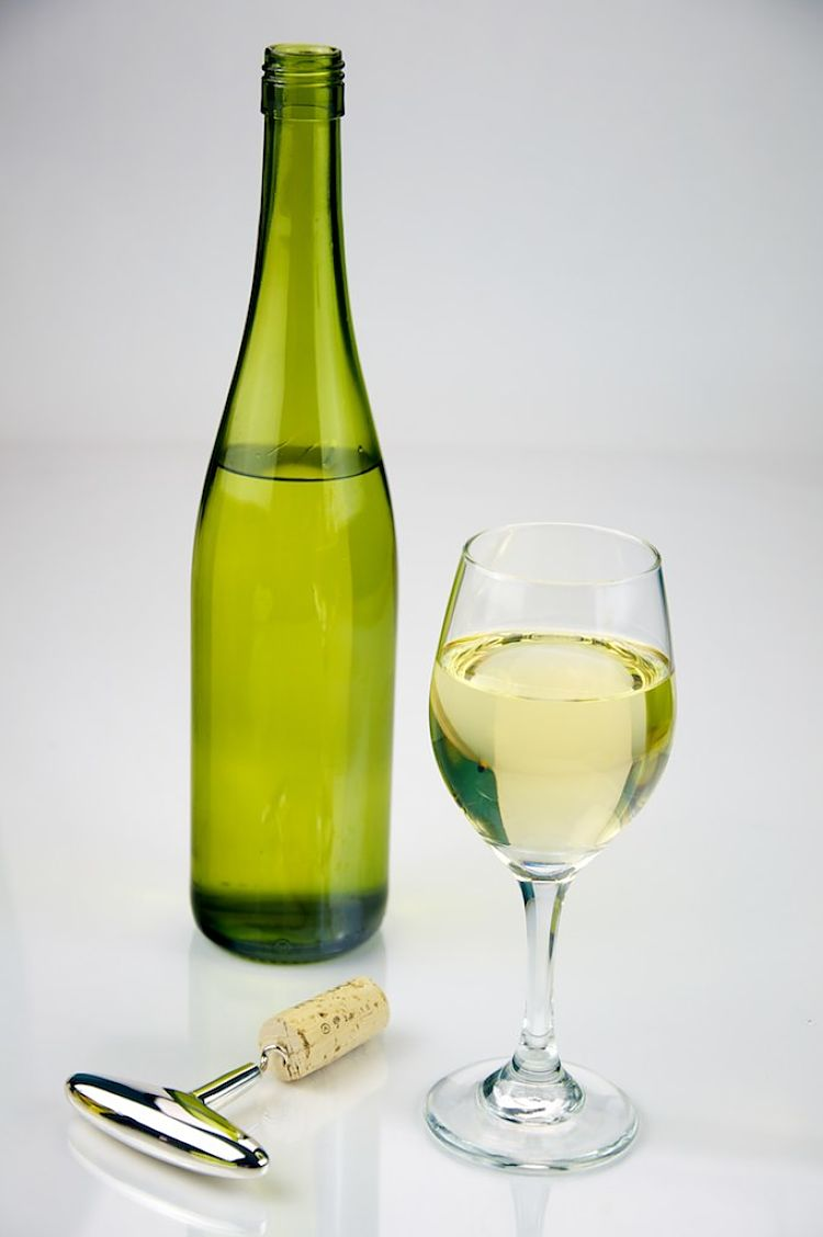 Why does that Glass of White Wine taste so nice and different to the others?